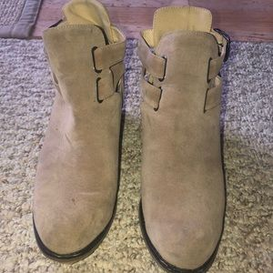 Sociology booties excellent condition size 9.5